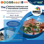 The 6th National Conference and The 2nd International Conference (IAMBEST2021)